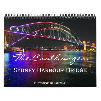 sydney coathanger 2018 calendar