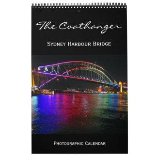 sydney coathanger photography calendar