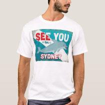 Sydney Dolphin - Retro Vintage Travel