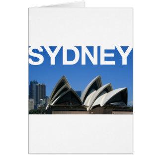 Sydney Greeting Cards