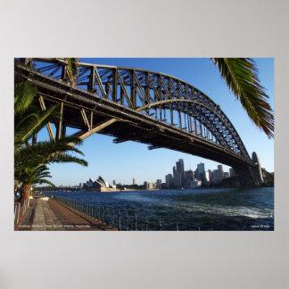 Sydney Harbor, Australia Poster