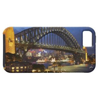 Sydney Harbor Bridge and Park Hyatt Sydney Hotel iPhone SE/5/5s Case