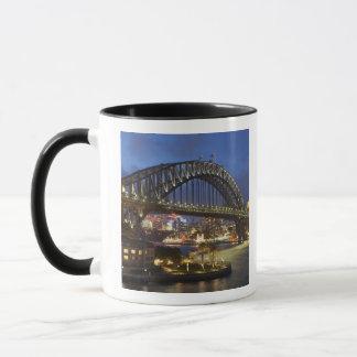 Sydney Harbor Bridge and Park Hyatt Sydney Hotel Mug