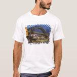 Sydney Harbor Bridge and Park Hyatt Sydney Hotel T-Shirt