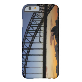 Sydney Harbor Bridge and Sydney Opera House at 2 Barely There iPhone 6 Case