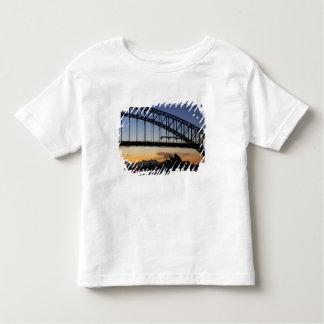 Sydney Harbor Bridge and Sydney Opera House at 2 Tshirts