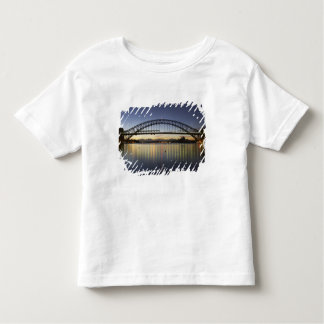 Sydney Harbor Bridge and Sydney Opera House at Toddler T-shirt