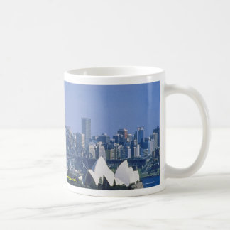 Sydney Harbor Bridge, Sydney, Australia Coffee Mug