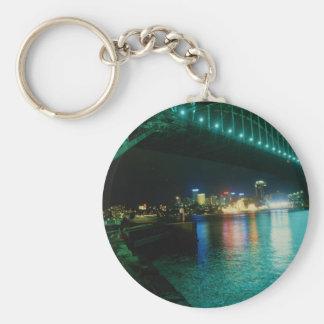 Sydney Harbor Bridge, Sydney, New South Wales, Aus Key Chain