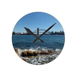 Sydney Harbor Clock