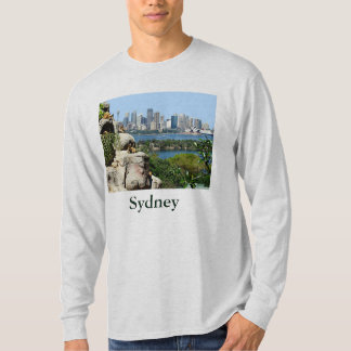 Sydney Harbor from the Zoo T-Shirt