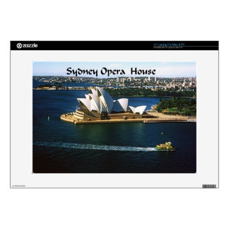 Sydney Harbor Oprea House Laptop Decal