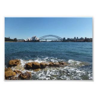 Sydney Harbor Photo Print