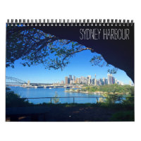 sydney harbour 2021 calendar