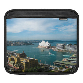 Sydney Harbour and the Opera House Sleeve For iPads