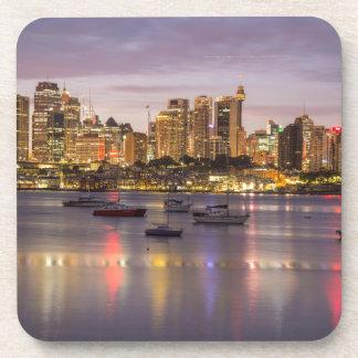 Sydney harbour, Australia Beverage Coaster