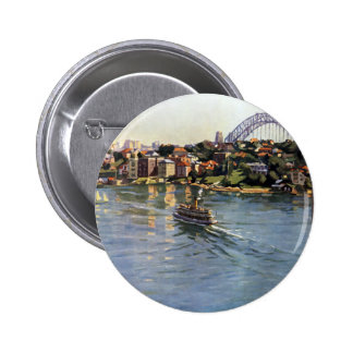 Sydney Harbour, Australia Pin
