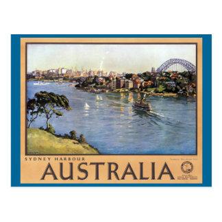 Sydney Harbour, Australia Postcard