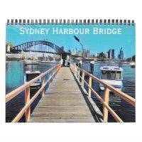 sydney harbour bridge 2021 calendar