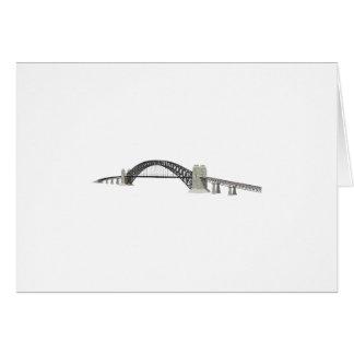 Sydney Harbour Bridge: 3D Model: Greeting Cards