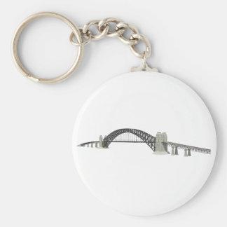 Sydney Harbour Bridge: 3D Model: Keychains