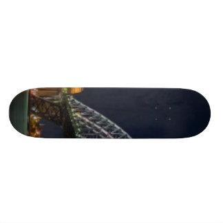 Sydney Harbour Bridge Austrailia Skate Board Deck