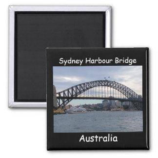 Sydney Harbour Bridge, Australia magnet