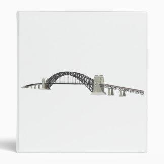 Sydney Harbour Bridge: Custom Binder