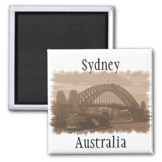 Sydney Harbour Bridge magnet