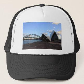 Sydney Harbour Bridge & Opera House Trucker Hat