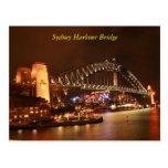 Sydney Harbour Bridge Post Card