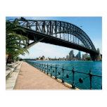 sydney harbour bridge postcards