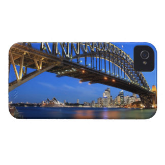 Sydney Harbour Bridge, Sydney Opera House and iPhone 4 Cover