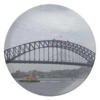 Sydney Harbour Dinner Plate