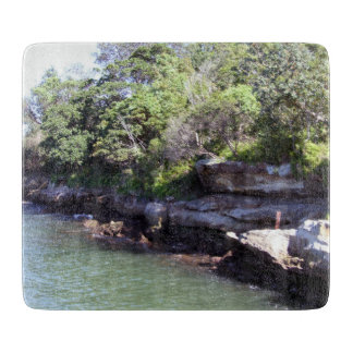 Sydney Harbour Foreshore Chopping Board