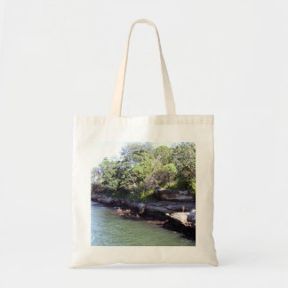 Sydney Harbour Foreshore Tote Bag