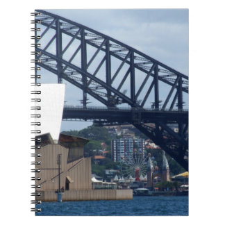 Sydney Harbour Notebook