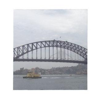 Sydney Harbour Notepads