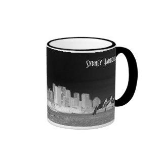 Sydney Harbour Ringer Mug