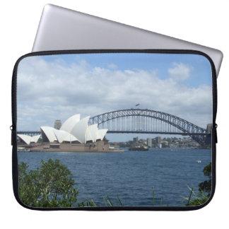 Sydney Harbour Skyline Laptop Sleeve