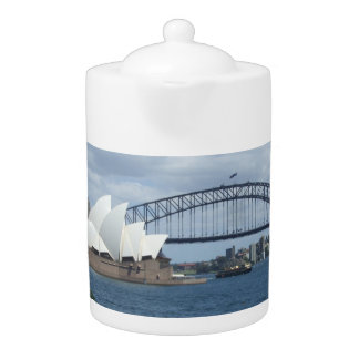 Sydney Harbour Teapot