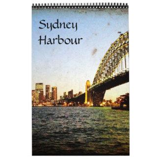 sydney harbour views 2018 calendar