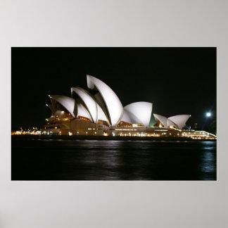 Sydney Icon Poster