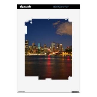 Sydney iPad 2 Decals