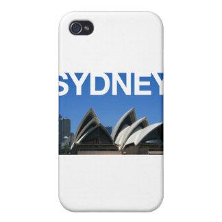 Sydney iPhone 4 Case