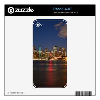 Sydney iPhone 4 Skin
