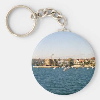 Sydney Keychain