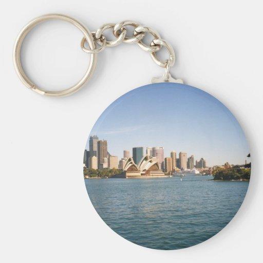 Sydney Keychains