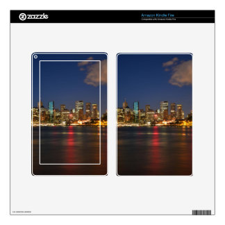 Sydney Kindle Fire Decals