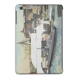Sydney Maritime Museum from Hotel Balcony. 1998 iPad Mini Retina Case